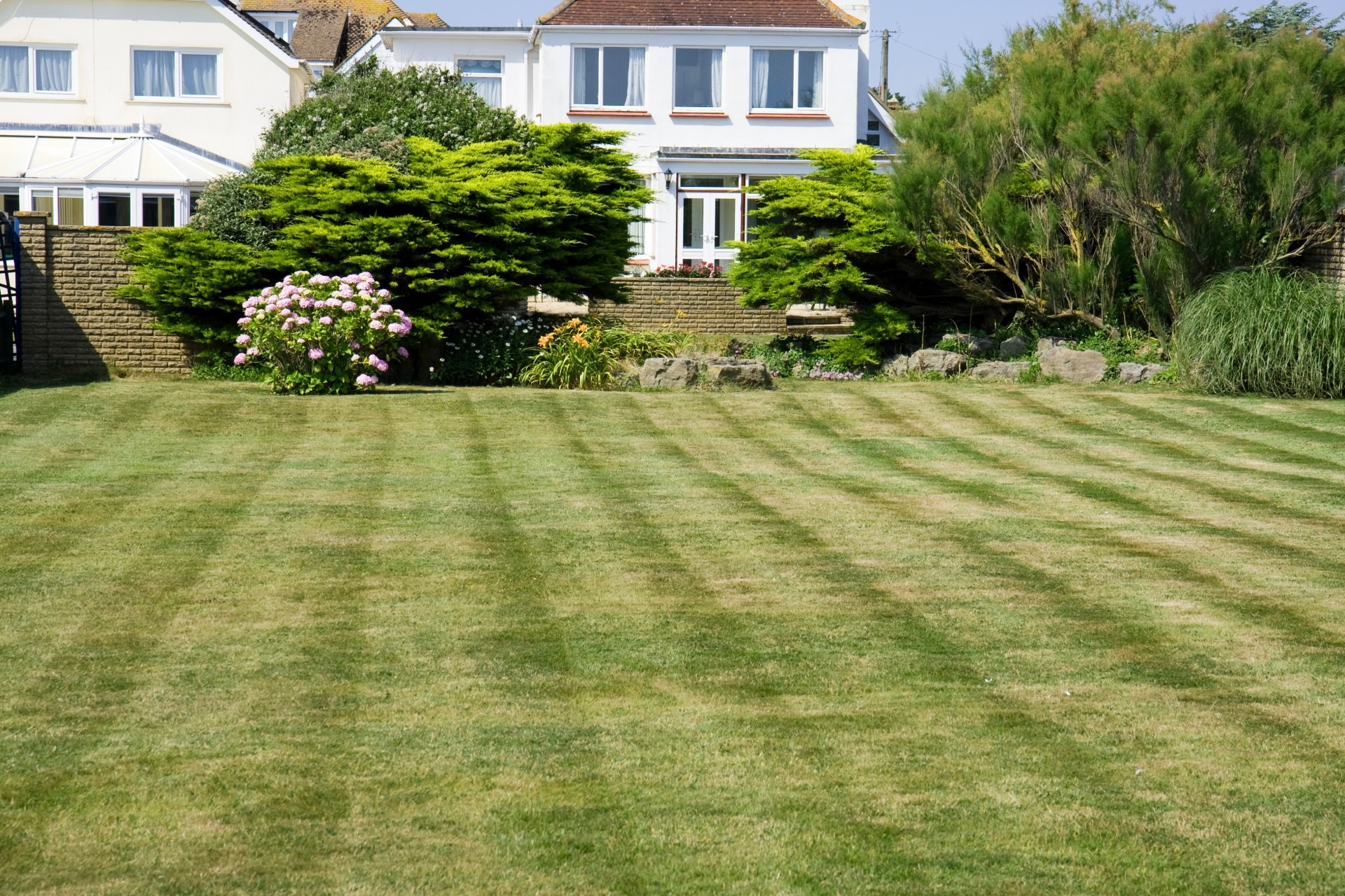 Residential Lawn Care and Landscaping Services Turf Tamers Lawn